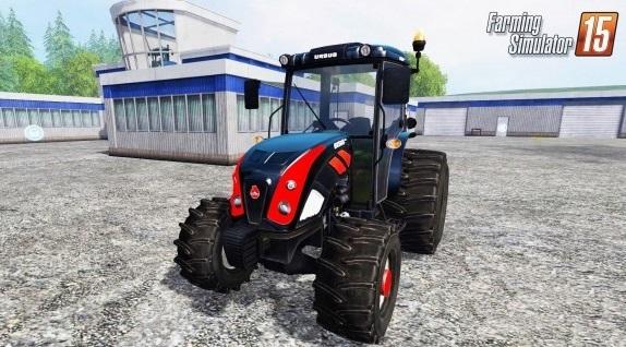 Ursus 5044 v 1.1 для Farming Simulator 2015