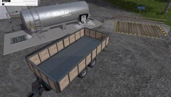 Milk Max (Modpack) v 1.0 Placeable для Farming Simulator 2015