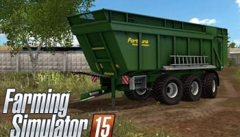 Fortuna FTM 300-8 для Farming Simulator 2015