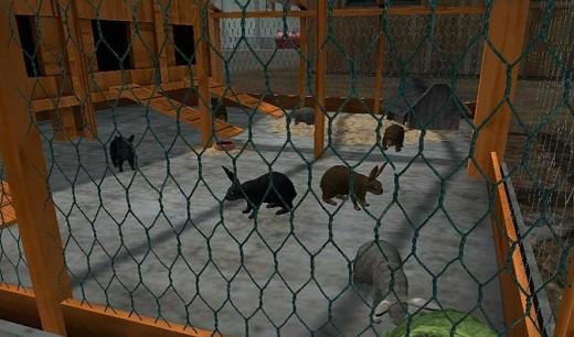 Placeable Rabbitshelter для Farming Simulator 2015