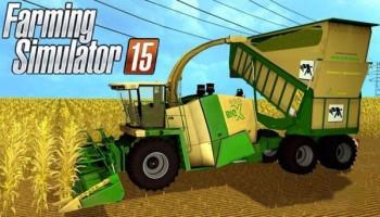 Krone Big X 650 Cargo Beastpack v3.0 для Farming Simulator 2015