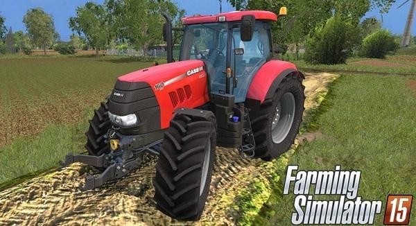 Case Puma 160 cvx V2.0 для Farming Simulator 2015