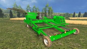 Lenco Airhead v1.1 для Farming Simulator 2015