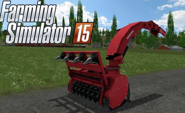 Ahwi FM700H v 2.0 для Farming Simulator 2015