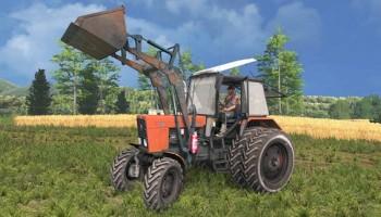 МТЗ 82.1 ПКУ для Farming Simulator 2015