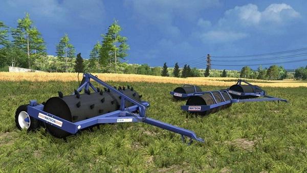 Watson Rollers Pack для Farming Simulator 2015