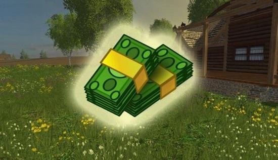 Мод на деньги для Farming Simulator 2015