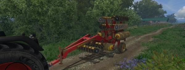 Vaderstad Carrier 500 v 1.0 для Farming Simulator 2015