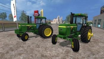 John Deere 4440 FINAL для Farming Simulator 2015