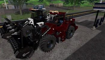 Volvo L180F Pack для Farming Simulator 2015