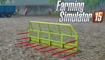 Вилы для сечки для Farming Simulator 2015