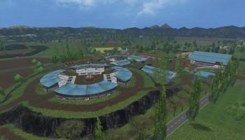 Elevages et cultures v1 для Farming Simulator 2015