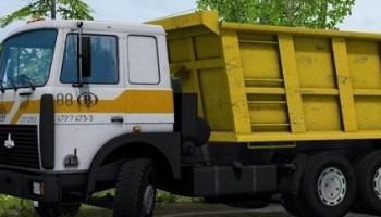 МАЗ 5516 для Farming Simulator 2015