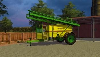 Dammann Profi Class 5036 для Farming Simulator 2015