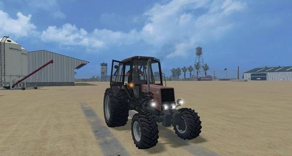 МТЗ 82.1 для Farming Simulator 2015