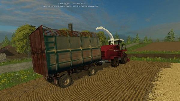 2ПТС 40 для Farming Simulator 2015