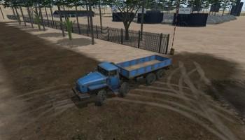 Урал 6614 для Farming Simulator 2015