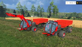 XT2268 «Стрекоза» для Farming Simulator 2015