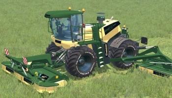 KRONE BIG X SPEZIAL для Farming Simulator 2015