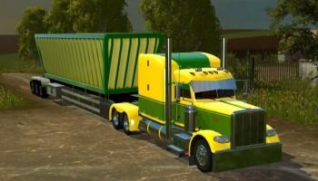 Peterbilt 388 для Farming Simulator 2015