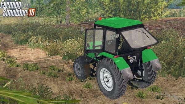 Belarus 820 v 2.0 для Farming Simulator 2015