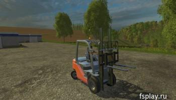 TOYOTA 62 для Farming Simulator 2015