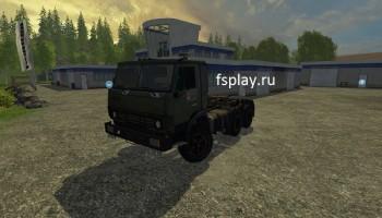 КАМАЗ 54115 для Farming Simulator 2015