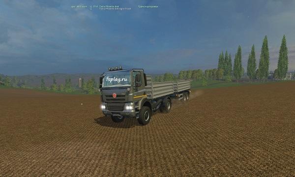 Tatra Phoenix 4×4 для Farming Simulator 2015