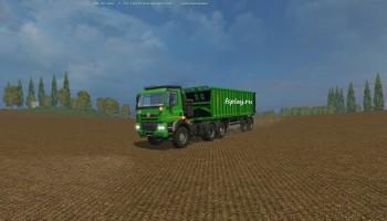 Tatra 6×6 для Farming Simulator 2015