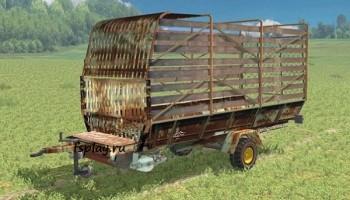 HORAL MV 3 025 TRAILER для Farming Simulator 2015