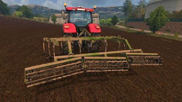 КНЧ 4.2 v 1.1 для Farming Simulator 2015