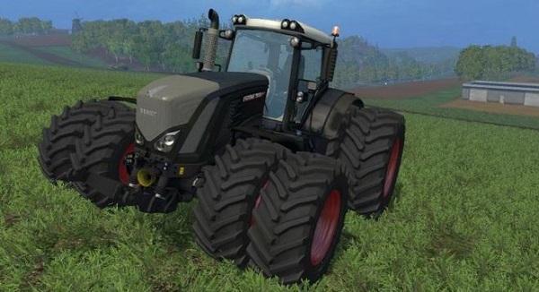 Fendt 900 Series Black для Farming Simulator 2015