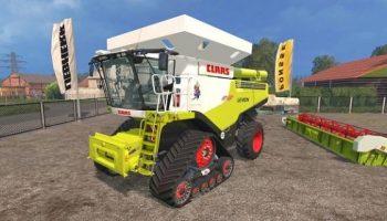 Claas Lexion 10X80 Australian Prototyp для Farming Simulator 2015