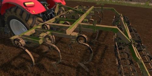 Культиватор для Farming Simulator 2015