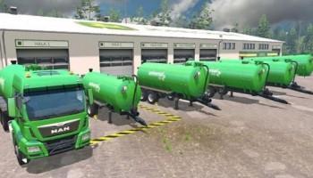 Kotte Universal Pack v 3.1 для Farming Simulator 2015
