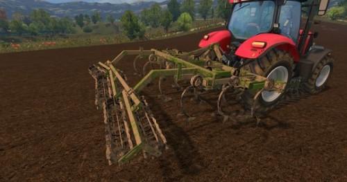 Скачать мод культиватора для Farming