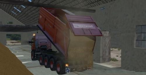 MAN TGS для Farming Simulator