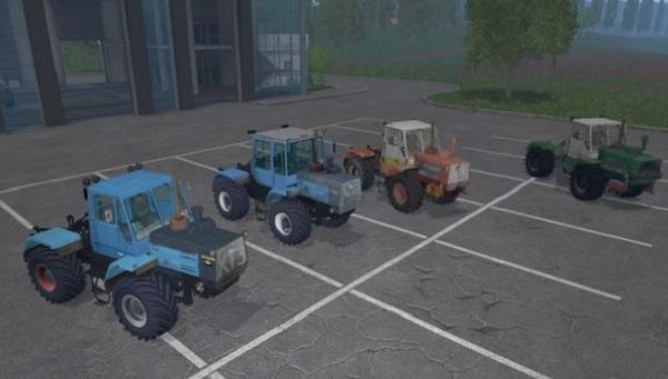 Пак Т-150 для Farming Simulator 2015