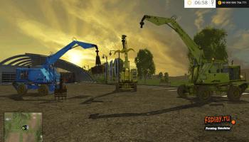 T 174-2B для Farming Simulator 2015