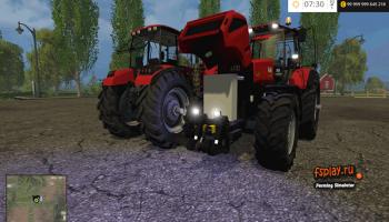 MTZ 3522 для Farming Simulator 2015