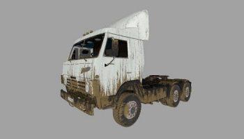 Камаз 54105 для Farming Simulator 2015