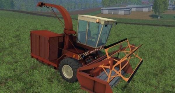 SPS 420 v 1.1 для Farming Simulator 2015