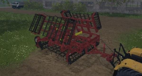 АКШ-7,2 v 2.0 для Farming Simulator 2015