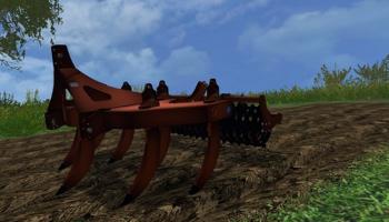CURLER STRAIGHT для Farming Simulator 2015