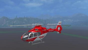 DRF RESCUE HELICOPTER для Farming Simulator 2015