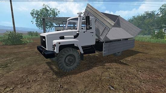 ГАЗ 3308 v4.0 для Farming Simulator 2015
