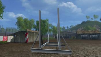 Wood storage для Farming Simulator 2015