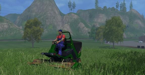 Race Hopper Xtreme для Farming Simulator 2015
