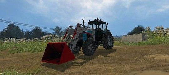 Беларус 1221 ПНБ-1200 v1.0 для Farming Simulator 2015