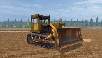 Т-130 v1.0 для Farming Simulator 2015